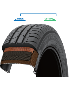 Wider tread