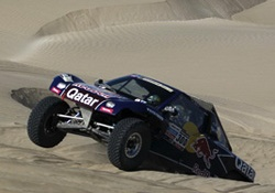 Al-Attiyah win SS4 of 2013 Dakar